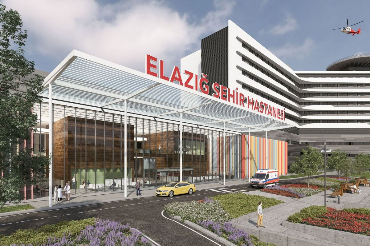 ELAZIG HEALTH CAMPUS