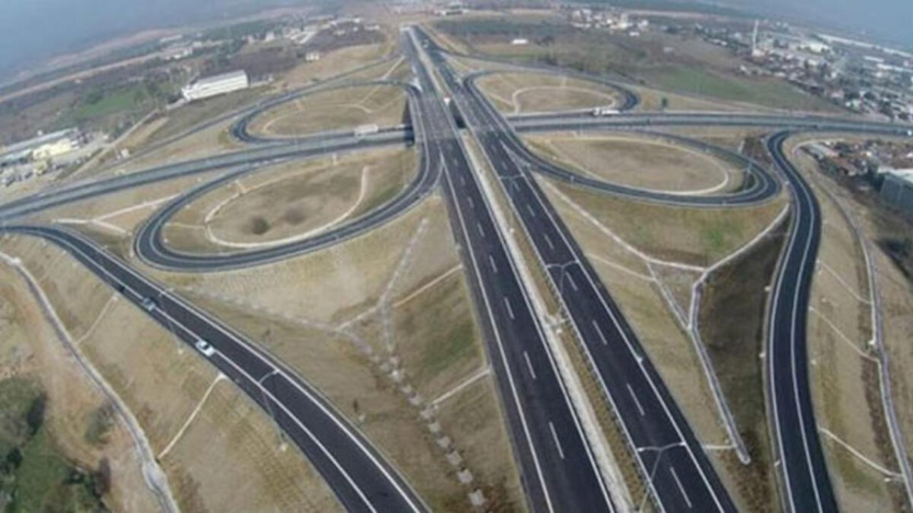 Kgm Ankara - Nigde Highway Project - Concrete Roads & Toll Booths