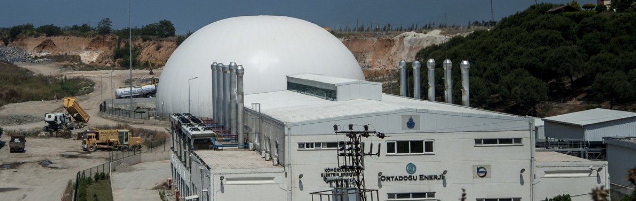 ORTADOGU ENERGY - KOMURCUODA THERMAL REACTOR